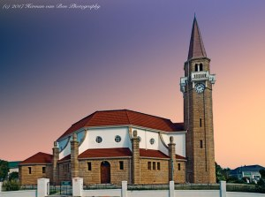 Dutch Reformed Church, Stanford, South Africa,