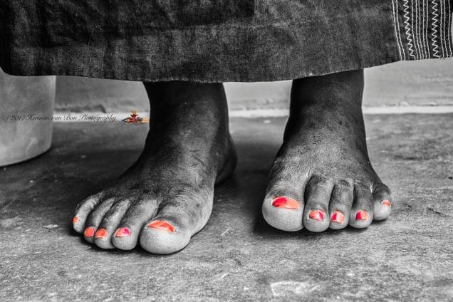 'African Feet'